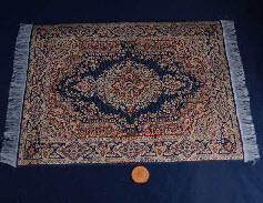 dollshouse turkish rug