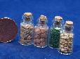 dollhouse spice jars