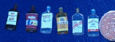 dollhouse spirit bottles