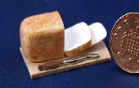 dollhouse bread board
