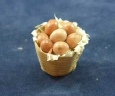 dollhouse egg basket